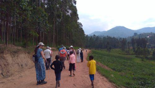 ¿Qué tal por Ruanda? ¡Bien! ¿o te cuento?